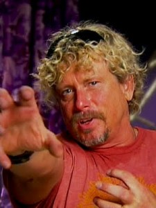 a more recent Willie Aames photo looking more like Sammy Hagar